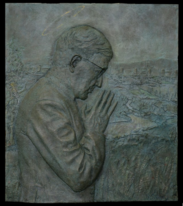 Rebeca Muñoz Carrilero - Art Work - Pilgrimage de St. Josemaria to Sonsoles