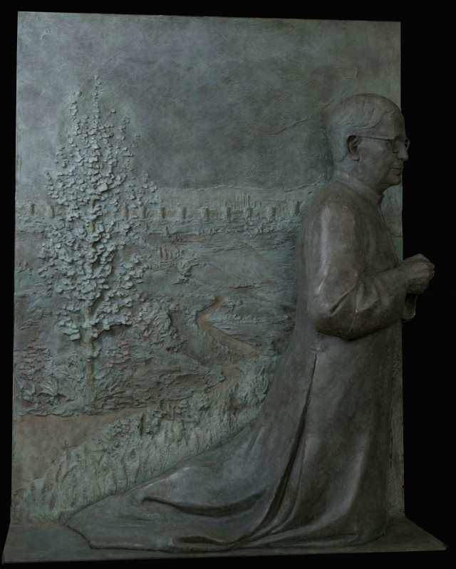 Rebeca Muñoz Carrilero - Art Work - saint Josemaria in Avila