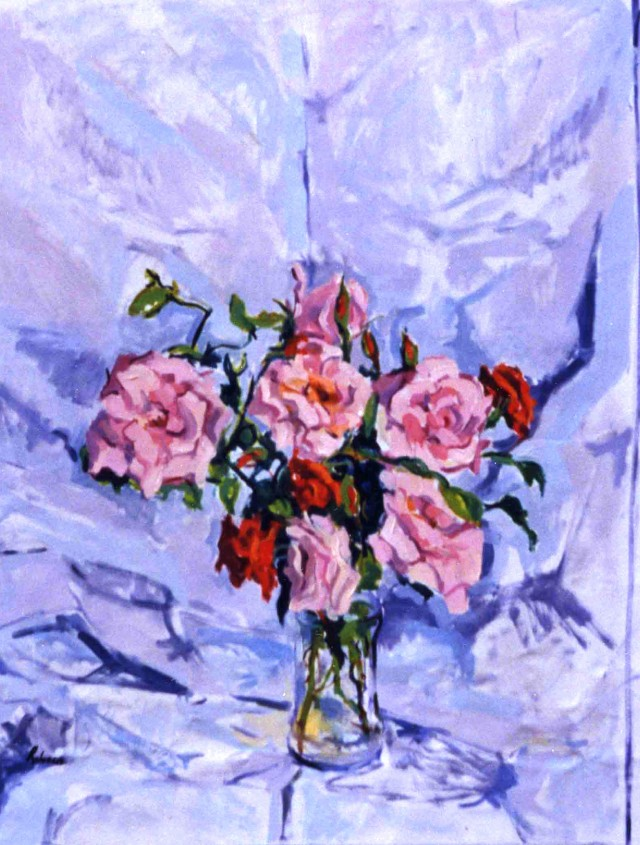 Rebeca Muñoz Carrilero - Art Work - rosas